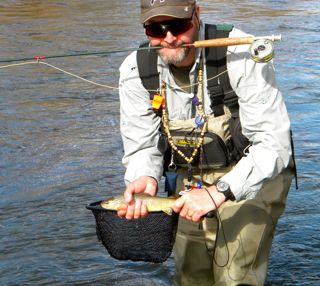 men s fly fishing rainbow trail lutheran camp