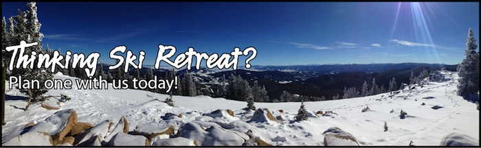 Ski Retreating