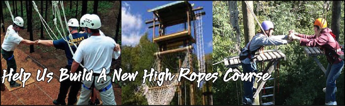 New High Ropes Course