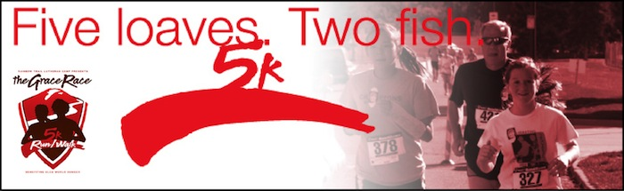 Join Us For The Grace Race