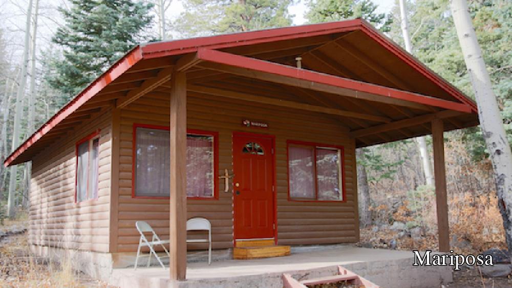 Cabin- Mariposa