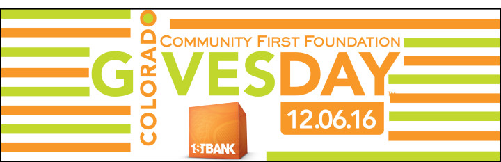 Colorado Gives Day on December 6, 2016!