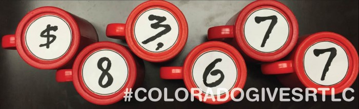 THANK YOU FOR A GREAT COLORADO GIVES DAY!