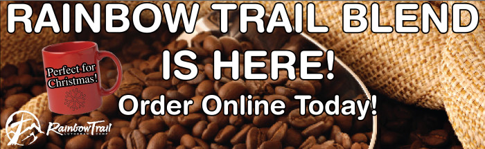 RAINBOW TRAIL BLEND FOR SALE ONLINE!